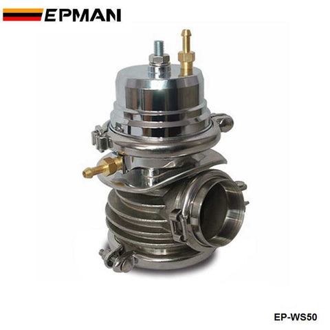 EPMAN- 50MM Vband Flange External Mounted  Wastegate Kit