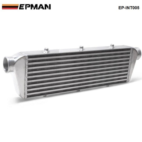 EPMAN -  550x180x65mm UNIVERSAL FRONT MOUNT TURBO INTERCOOLER