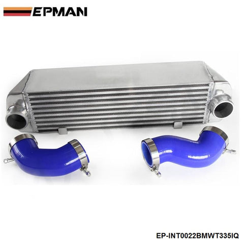 EPMAN -FOR BMW TWIN TURBO INTERCOOLER WITH SILICON HOSE KIT