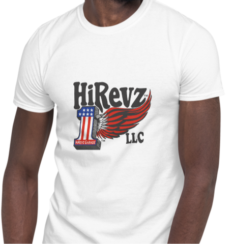 Retro HiRevz LLC #1 Wing Unisex T-Shirt