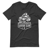 HiRevz Motor Club Bike 2 Unisex T-Shirt