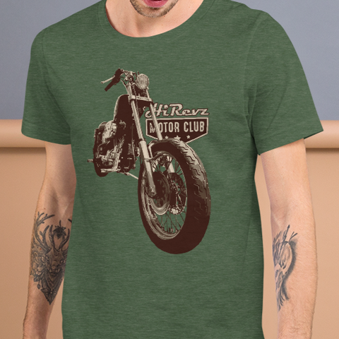 HRMC Ironhead Chopper Unisex T-Shirt