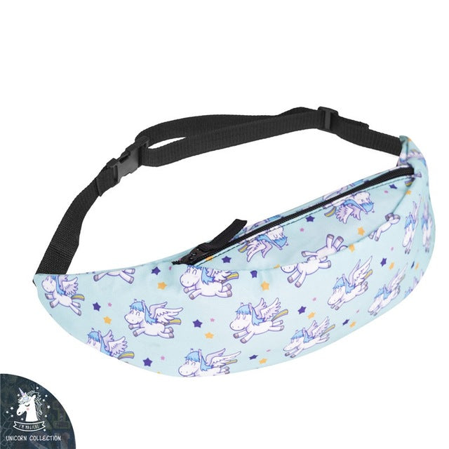 Unicorn Waist Bag / Fanny Pack