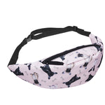 Frenchie French Bulldog Waist bag / Fanny Pack