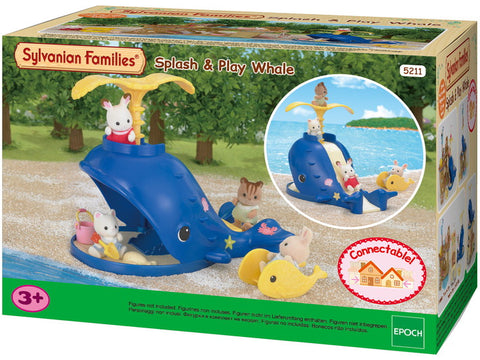 Splash & play kit - Sylvanian Families Slovenija