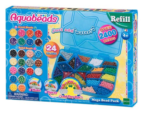 Mega pack Aquabeads
