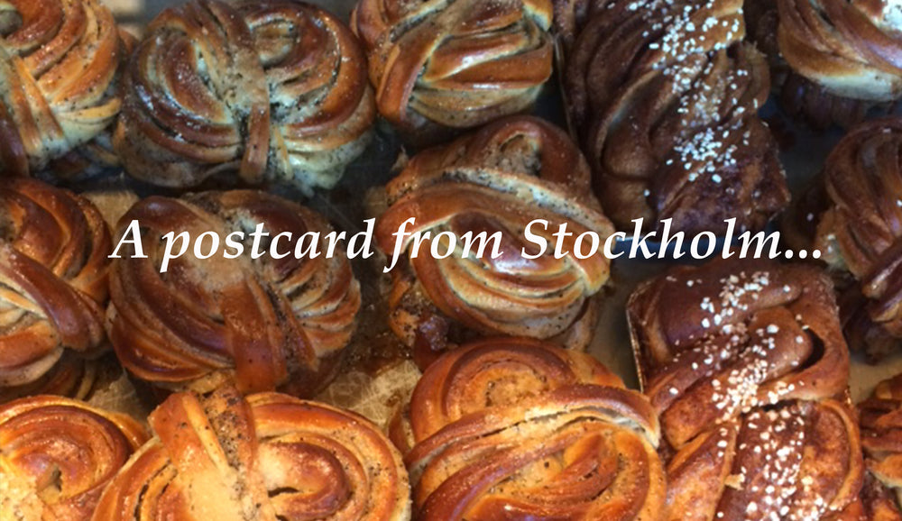 A postcard from Stockholm