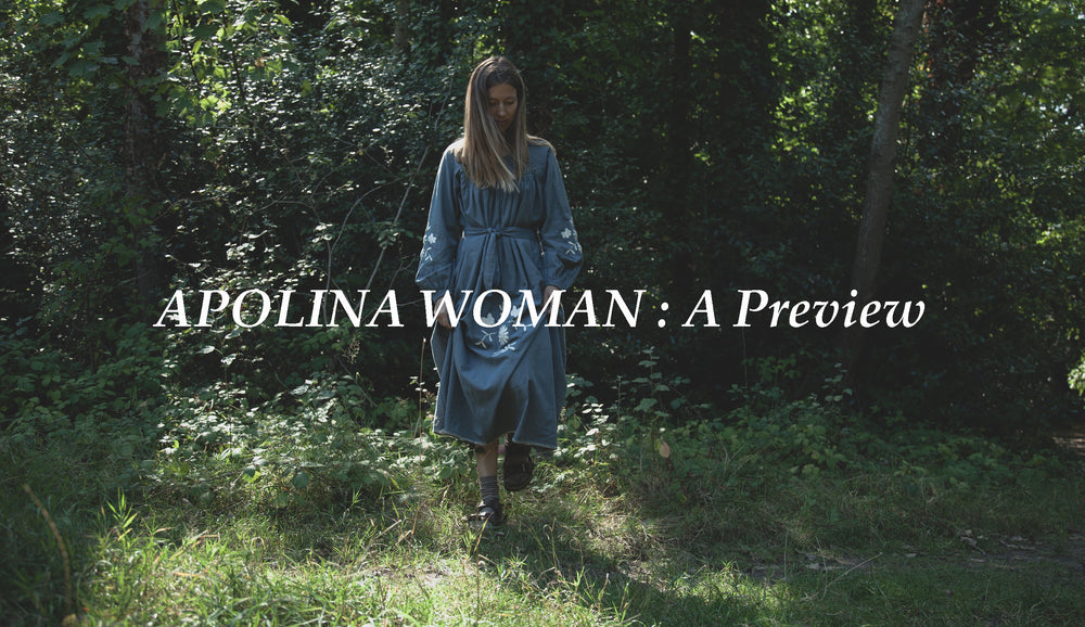 Apolina Woman - A preview