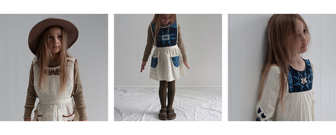 apolina aw18 preview - patchwork for childrens fashion