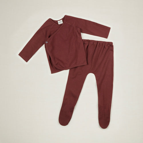 BABY: LAYERS JERSEY SET- BUCKTHORN (was £32)
