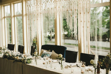 The House Phoenix Ultra Luxury Large Statement Macrame Wedding Hanging