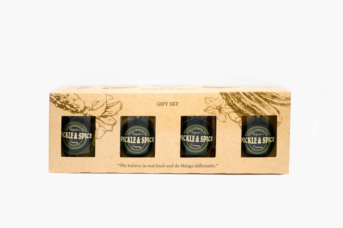 Wyckie's Gift Set Small - 4 X 210 gram