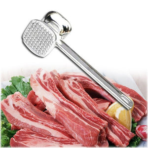 22cm Two Sided Aluminum Meat  Mallet