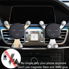 Universal Mobile Phone Holder Car Air Vent Holder Car Accessories Outlet Smartphone Holder Mobile Phone Stand Universal No Magne