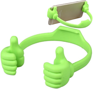 1Pc Thumb Holder Mount for Cell phone Tablet 2016 NEW Arrival