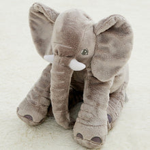 Plush Elephant Baby Soft Pillow