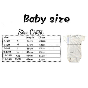 Cotton Newborn Infant Baby Onesie I'M CUTE MOM'S HOT DAD'S LUCKY