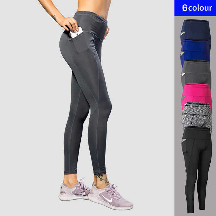 Women's Yoga/Fitness Leggings Full Length with pocket