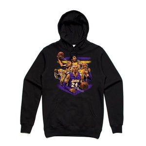 Mamba Black Hoodie (Tribute Collection)