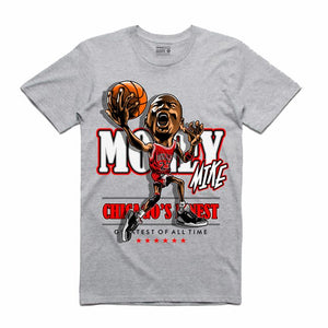 MJ Grey T-Shirt (Caricature Collection)