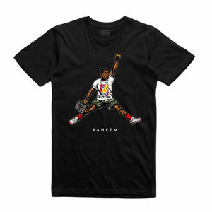 Mookie Black T-Shirt (JMPMN Collection)