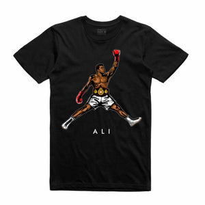 Ali Black T-Shirt (JMPMN Collection)