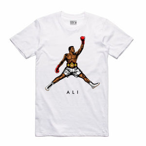 Ali White T-Shirt (JMPMN Collection)