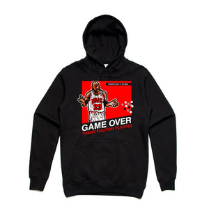 MJ Black Hoodie (8 Bit Collection)