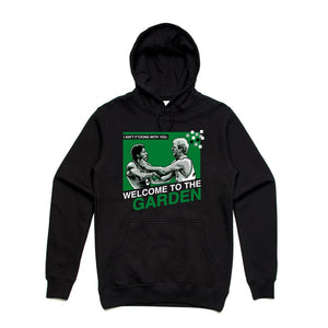 Garden Black Hoodie (8 Bit Collection)