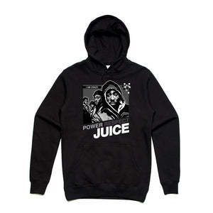 Juice Black Hoodie (8 Bit Collection)
