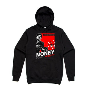 Scarface Black Hoodie (8 Bit Collection)