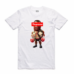Thupreme Toon White T-Shirt (Thupreme Collection)