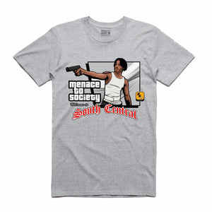 Menace Grey T-Shirt (GTA Collection)