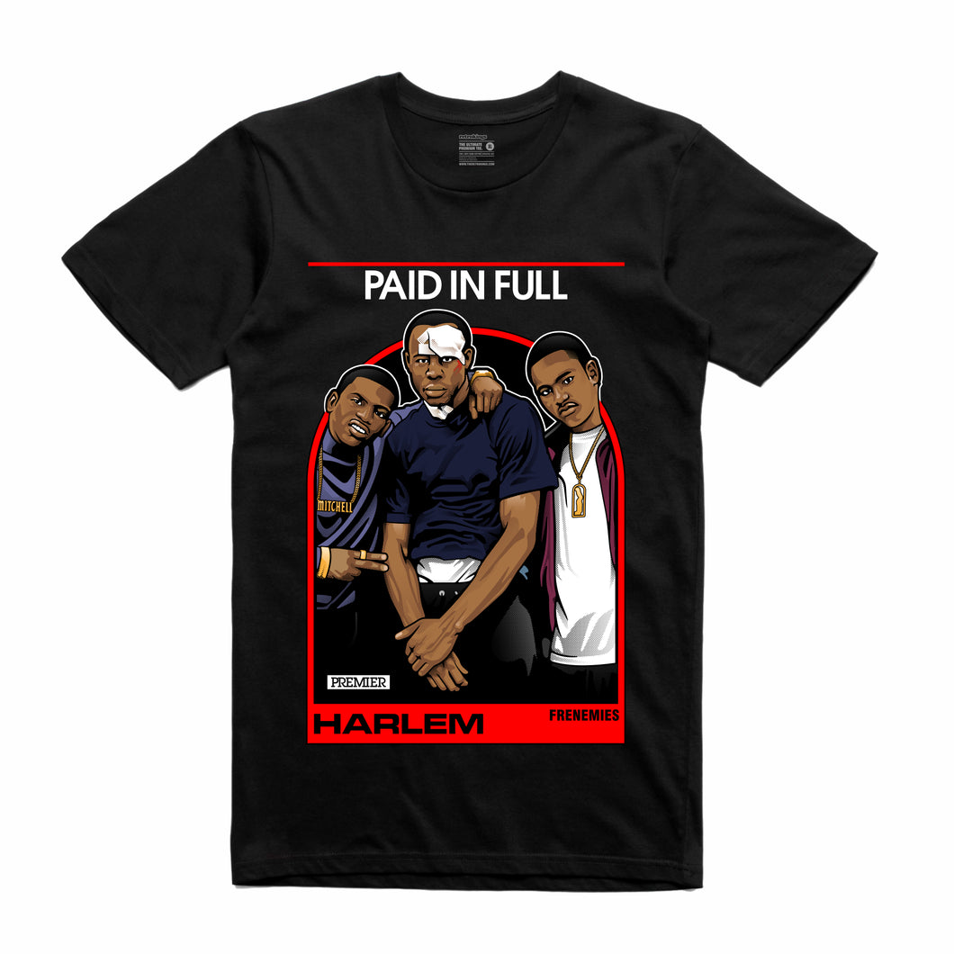 Paid in Full T-Shirt (BBall Card Collection)