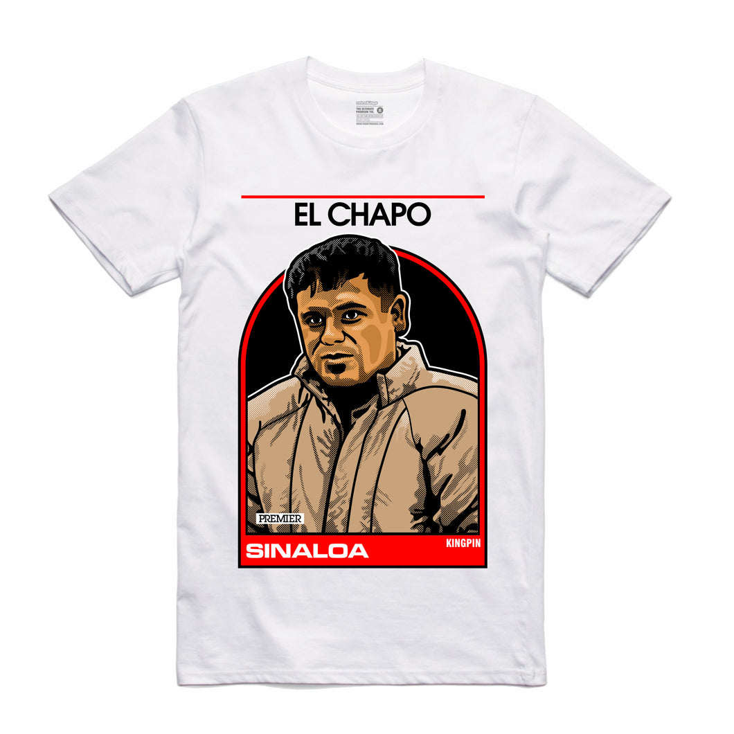 Chapo T-Shirt (BBall Card Collection)