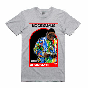 Biggie T-Shirt (BBall Card Collection)