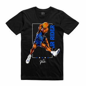 Rider Black T-Shirt (Legends Collection)