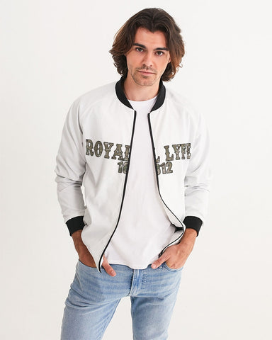 Crown Me Men's Bomber Jacket