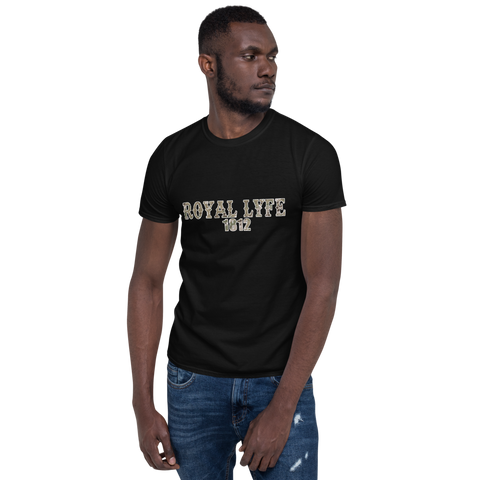 Royal Lyfe 1812 Short-Sleeve Unisex T-Shirt