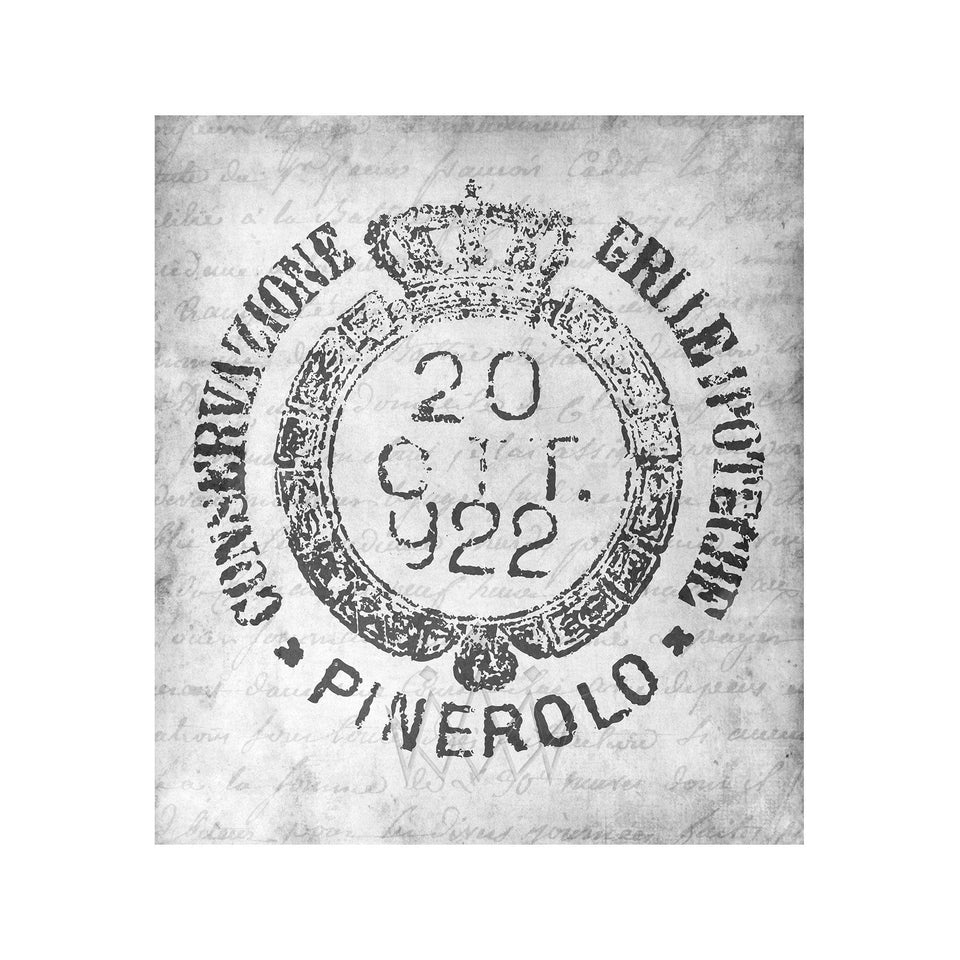 18th Century EUROPEAN DOCUMENT SEAL #03 - Foundry
