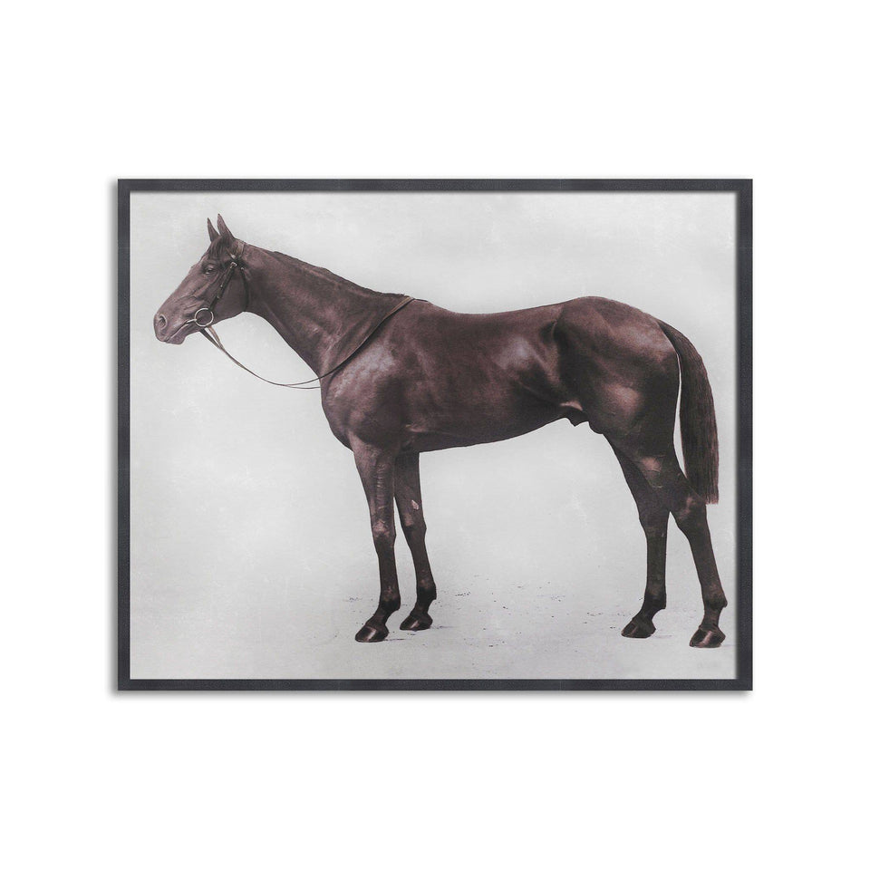 1928 ROYAL ASCOT THOROUGHBRED - LORD DENVER - Foundry