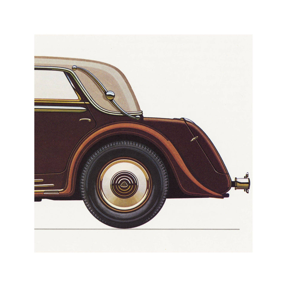 CLASSIC CAR - MAYBACH, 1936