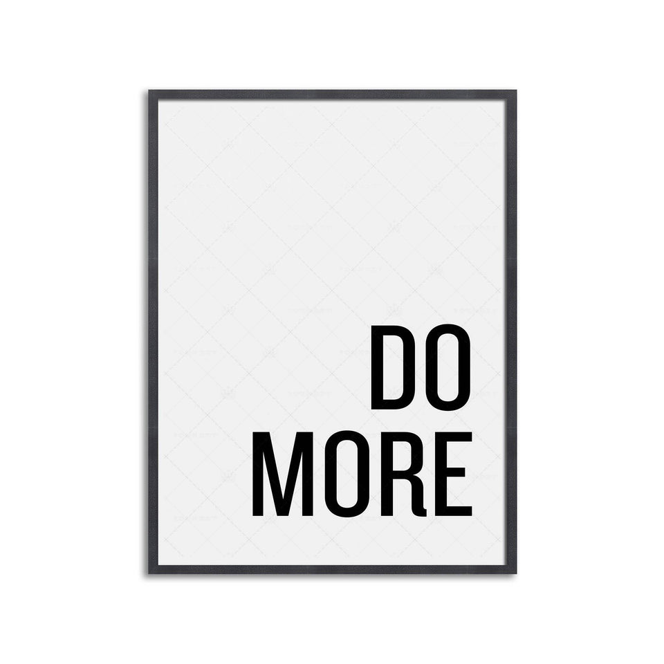DO MORE - Foundry