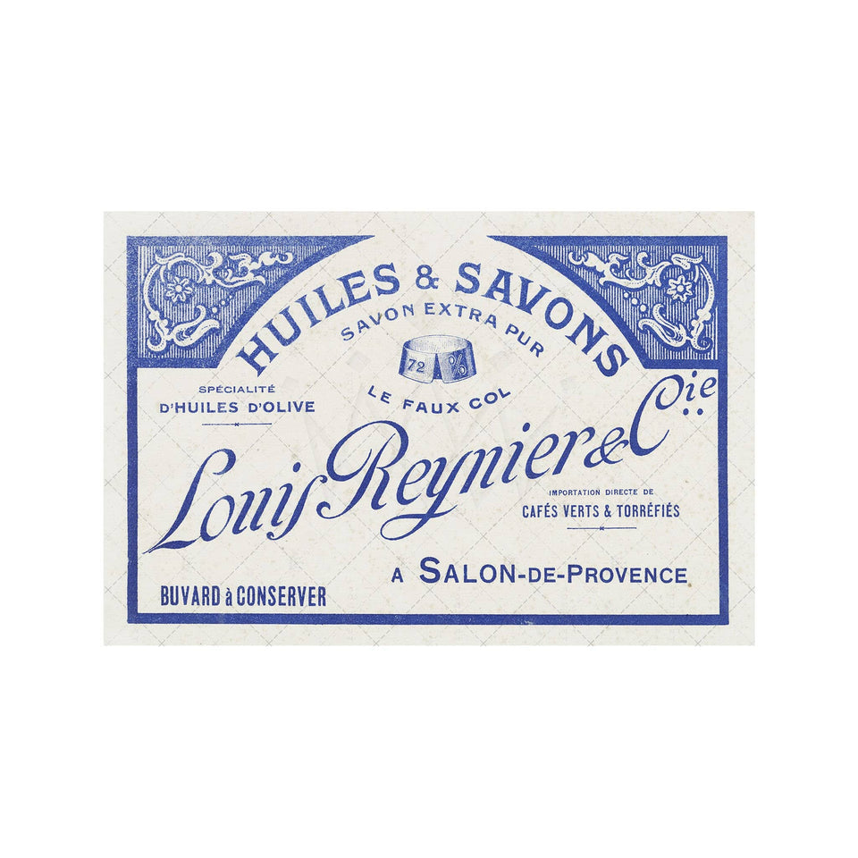 FRENCH SOAP Advertisement - Foundry
