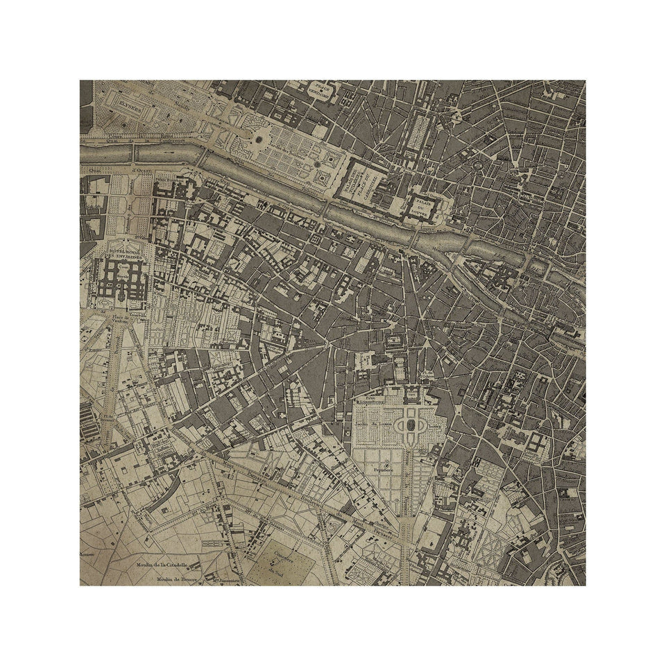 SDUK PARIS MAP