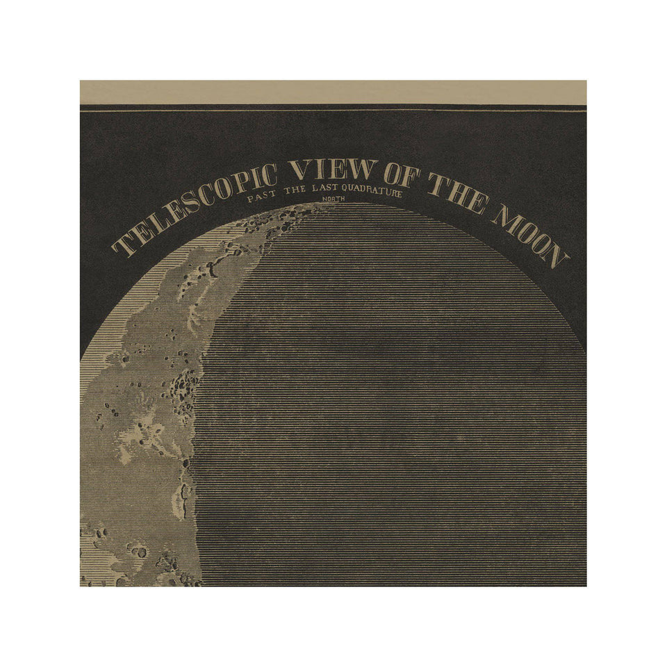 TELESCOPIC VIEWS of the MOON, Circa 1850s - COLLECTION