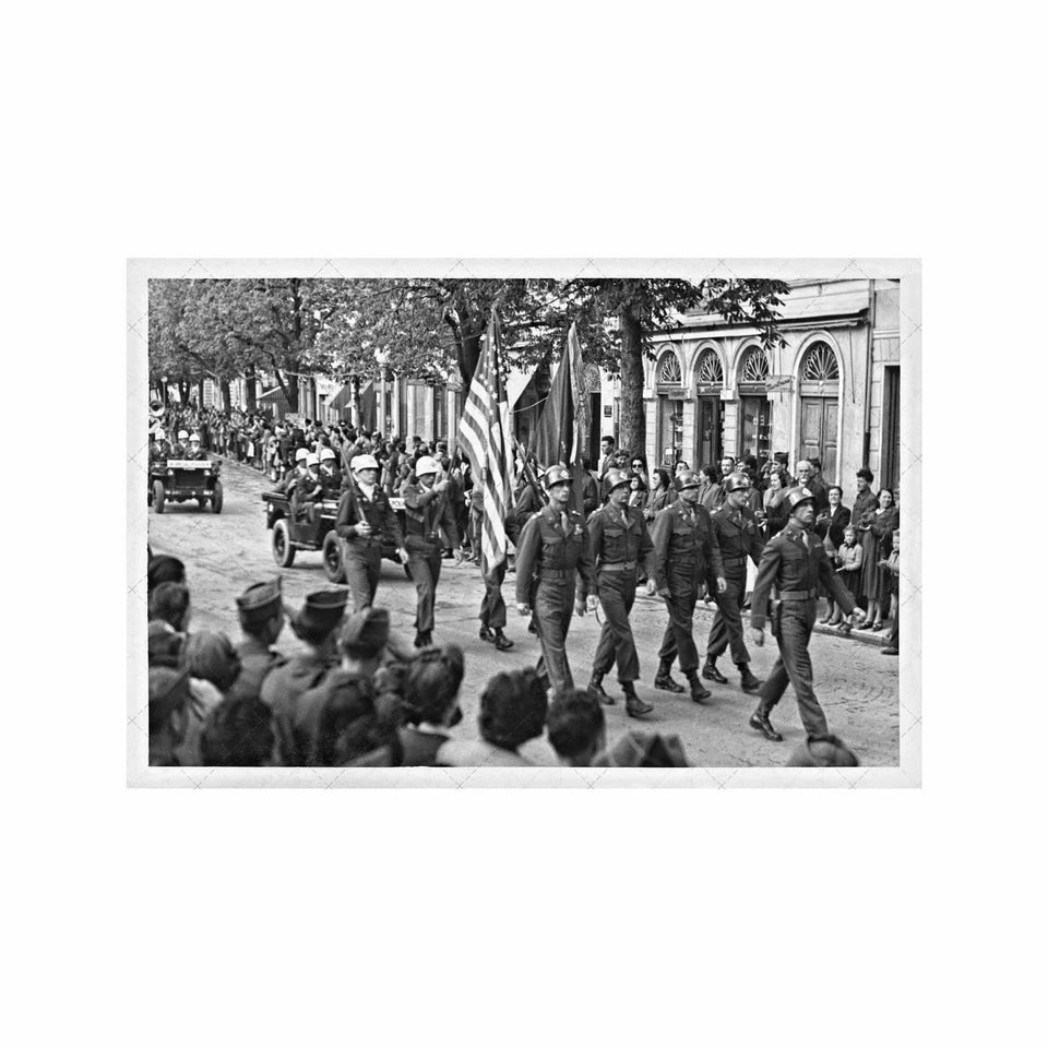 USA MILITARY LIBERATION Parade - Foundry