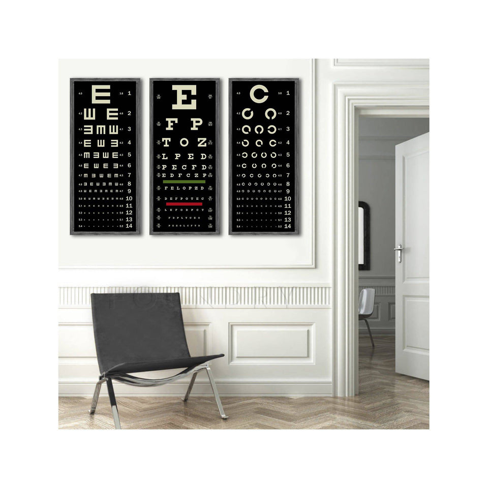 VISION CHART Collection