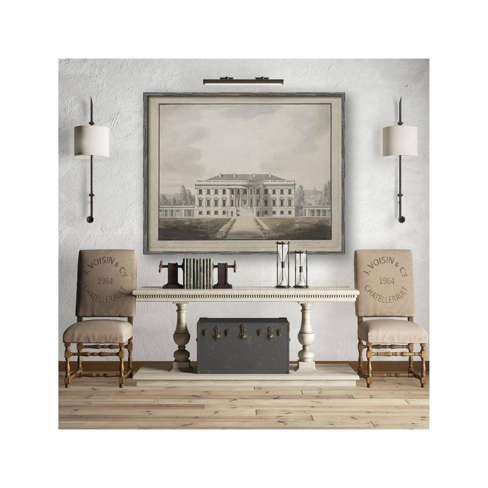 WHITE HOUSE of The United States of America Illustration - Foundry