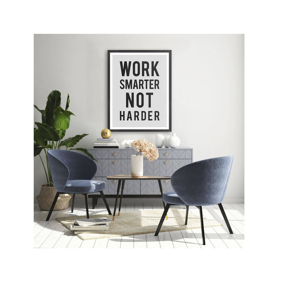WORK SMARTER NOT HARDER - Foundry